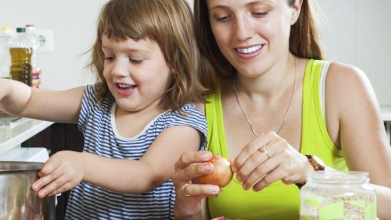 Obésité infantile: les parents ne la remarquent pas toujours
