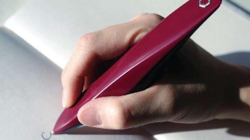 Parkinson: un stylo vibrant pour réduire les troubles de l'écriture
