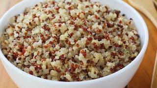 Quinoa: l'allié idéal du régime sans gluten