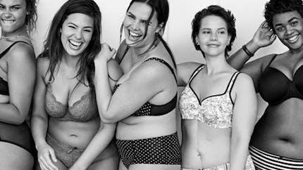 """#ImNoAngel: pour des campagnes de pub avec des femmes """"normales"""""""