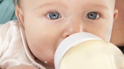 Le premier lait infantileen France issu du lait de chèvre