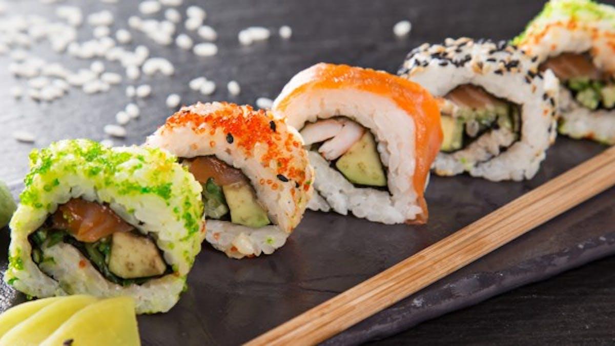Comment faire des sushis proprement?