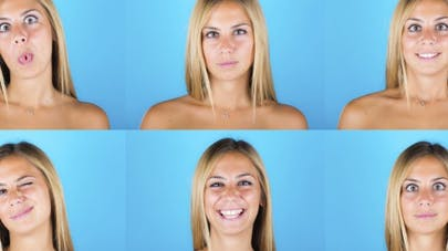 Gymnastique faciale: 3 exercices pour effacer les tensions