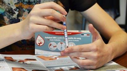 Dépistage du sida: le premier autotest dans les pharmacies à partir du 15 septembre 2015