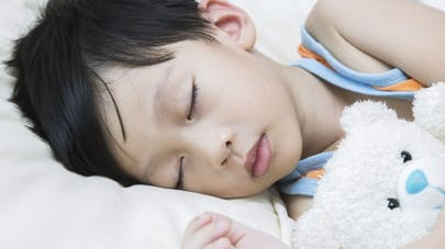 Cauchemars chez l'enfant: ils passent avec l'âge