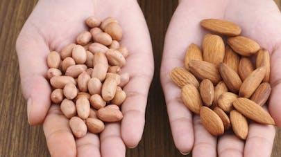 Allergies aux arachides: les risques sont plus élevés à la maison