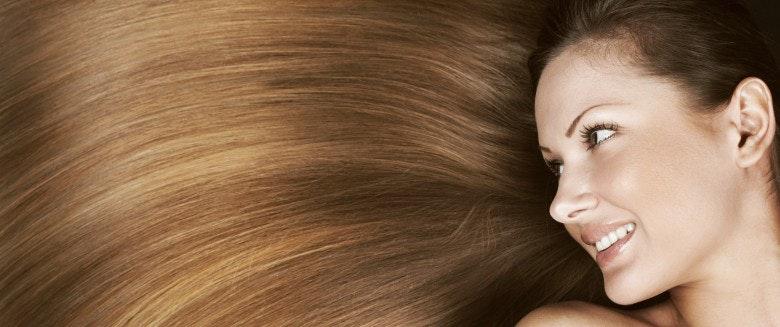 Couleur sur cheveux blancs