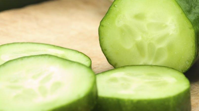 5 bonnes raisons de manger du concombre