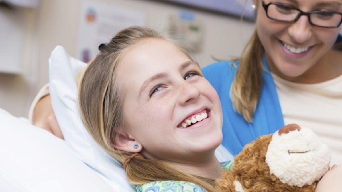 Cancer pédiatriques: le pari gagnant des traitements plus légers