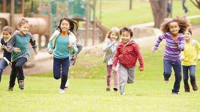 Les espaces verts sont bons pour le cerveau des enfants
