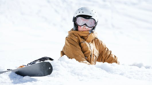 Ski: attention aux traumatismes musculaires!