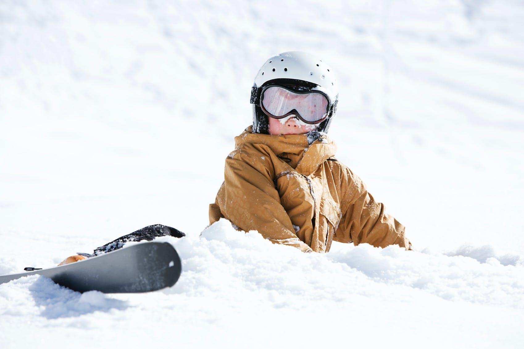 Ski : attention aux traumatismes musculaires ! | Santé Magazine