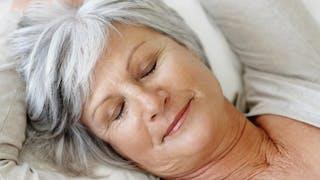 Arthrose: un bon sommeil est important contre la douleur