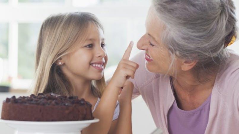 Obésité infantile: l'importance du soutien des grands-parents