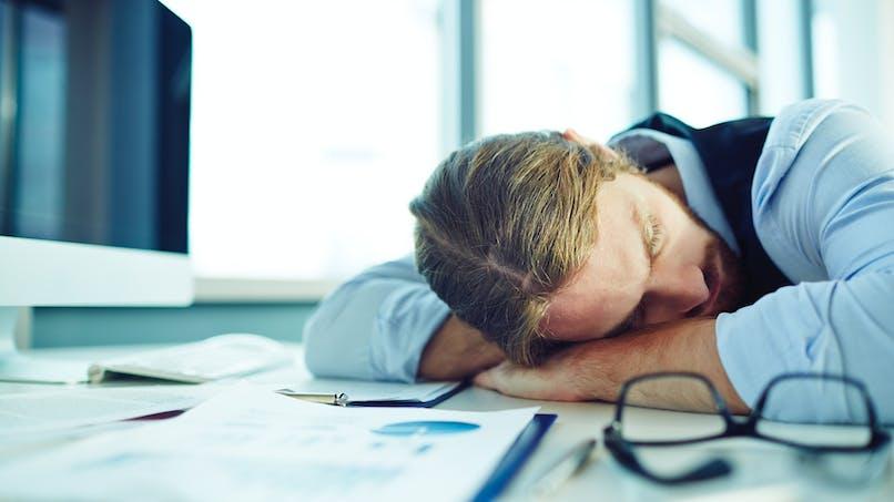 Fatigue réactionnelle: quand le stress est épuisant