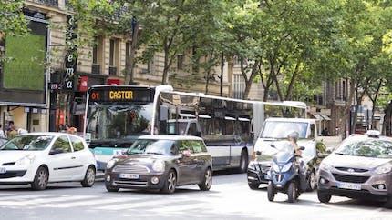 Le bruit du trafic routier augmente le risque d'AVC