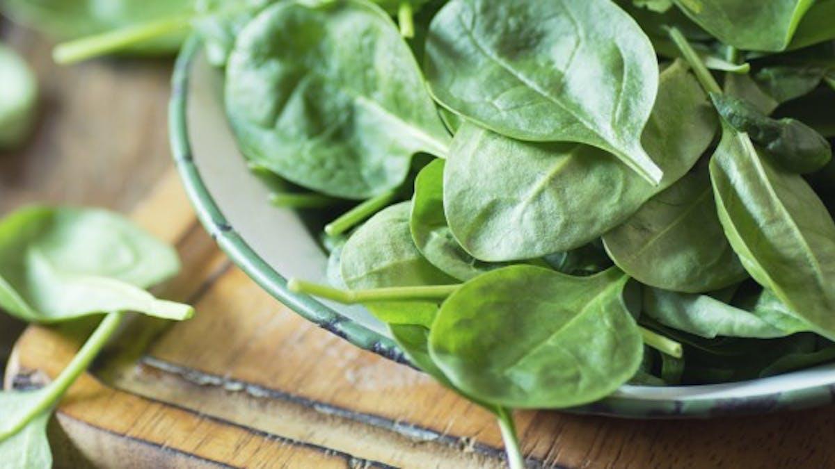 8 bonnes raisons de manger des épinards