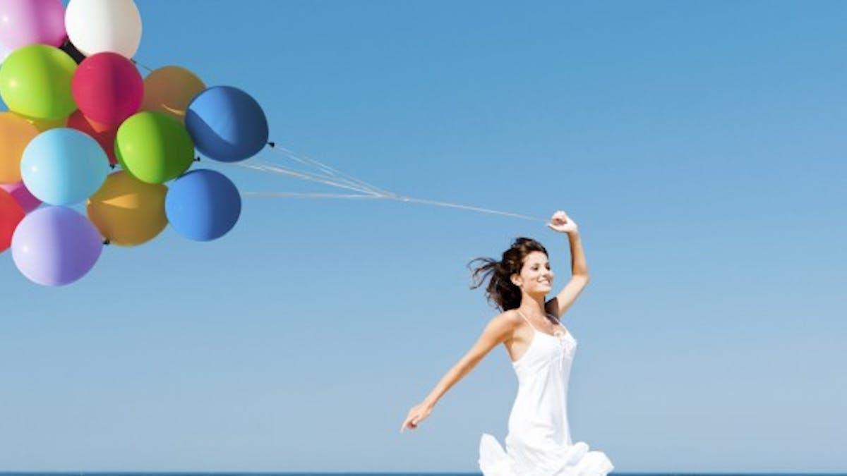 Les fruits, les légumes et l'exercice physique peuvent rendre plus heureux