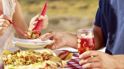 Quatre idées de salades pour vos pique-niques