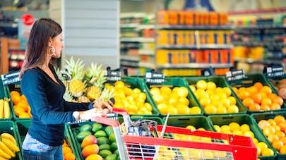 Identifier les aliments bons pour la santé
