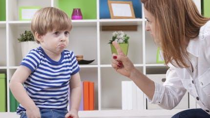 Votre enfant ne vous écoute pas?
