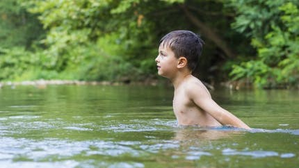 Puces de canard, parasites :quelles précautions prendre quand on se baigne en lac ou en rivière?