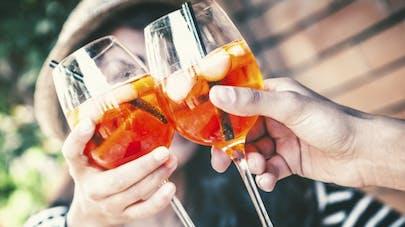 5 cocktails apéritifs light et sans alcool