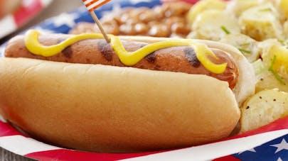 Des hot dogs bons et sains, c'est possible!