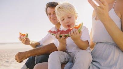 3 idées pour un goûter pratique à manger à la plage