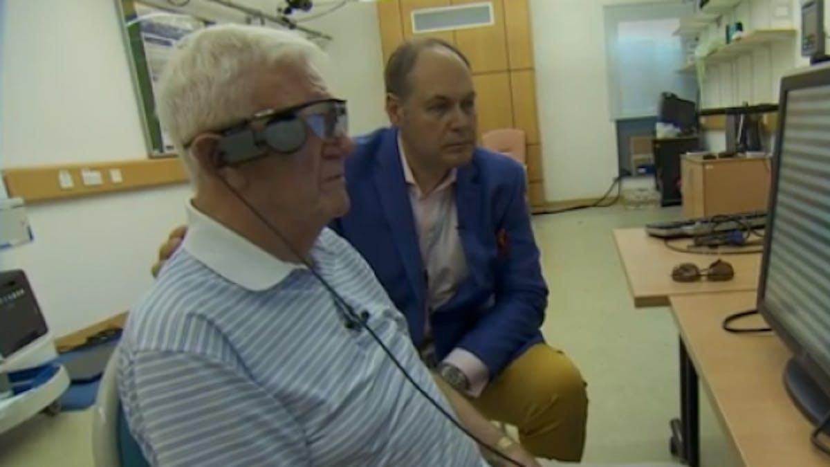 DMLA: première implantation d'une rétine artificielle