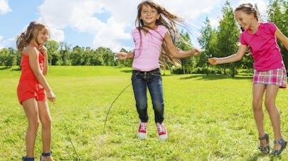 La corde à sauter: un sport complet