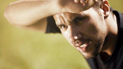 Transpiration excessive, comment  gérer?