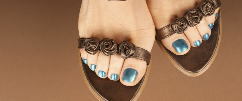 soigner ongle pied abime