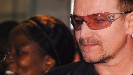 Problèmes de vue: Bono s'engage pour le dépistage