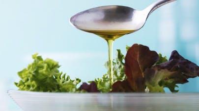 Comment rendre sa sauce vinaigrette moins calorique?