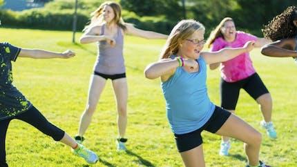 Pratiquer une activité physique à 13 ans réduit le risque de diabète