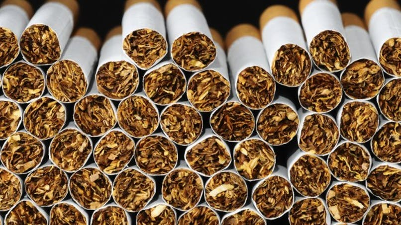 Tabac: une enzyme