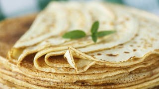 Crêpes, gaufres et beignets: 3 recettes en version allégées