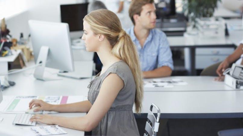Santé au travail: et si on pédalait au bureau?