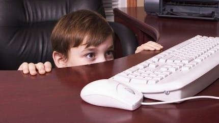 Enfants et internet: des parents de plus en plus concernés