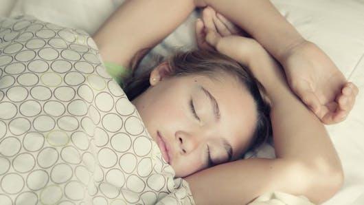 Rentrée: aider votre ado à se caler sur un bon rythme de sommeil