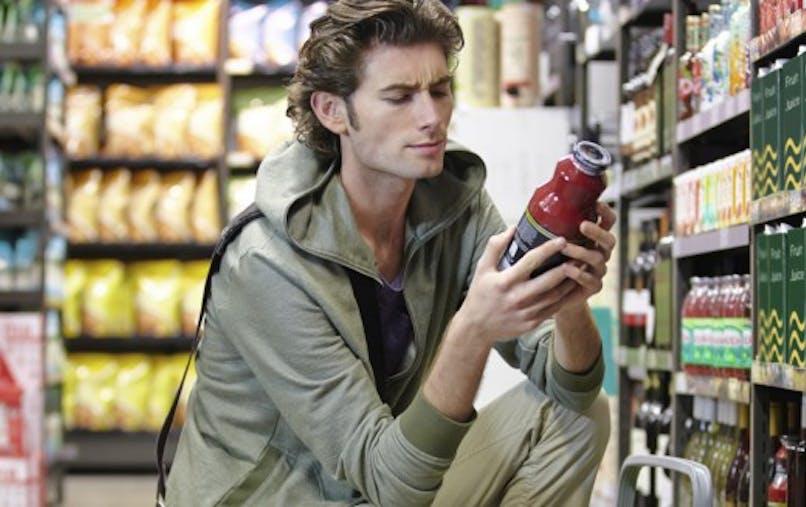 Achats en supermarché: 5 couleurs pour bien choisir ses aliments