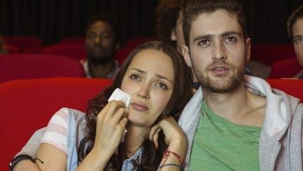 Pleurer devant un film nous rendrait plus heureux