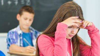 Rentrée scolaire: pourquoi votre enfant a mal à la tête