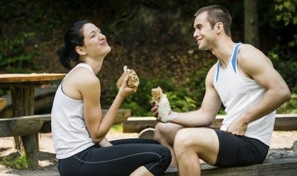 Quoi manger avant d'aller au sport? Et après?