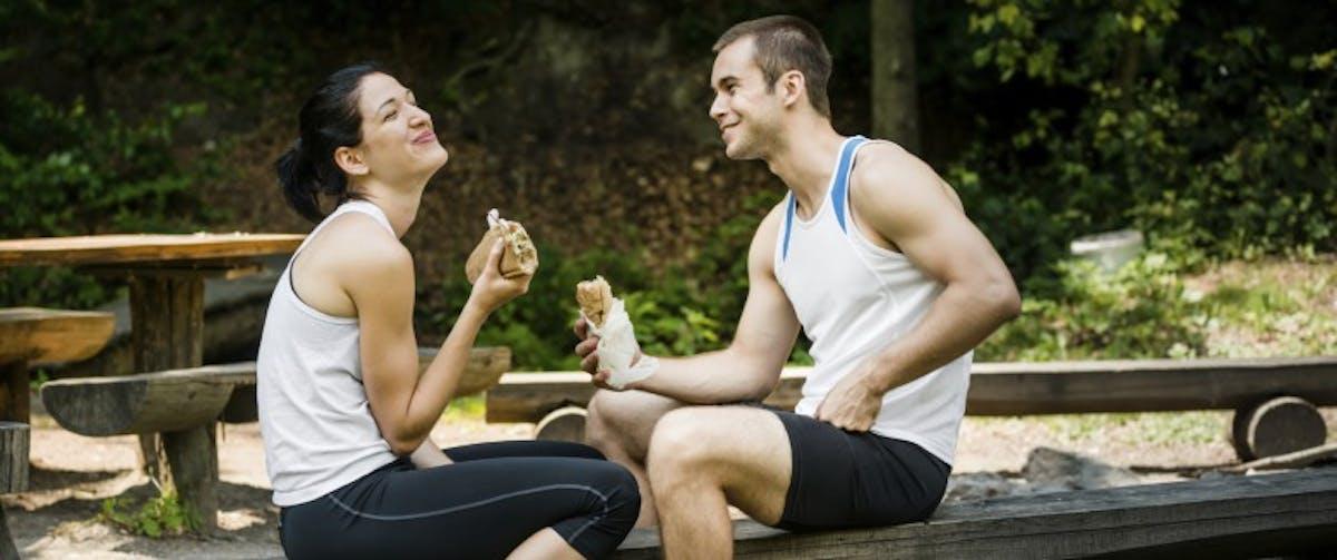 Quoi manger avant d'aller au sport ? Et après ?