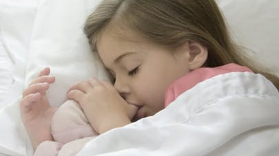 Rentrée: l'importance d'un sommeil de qualité pour l'enfant