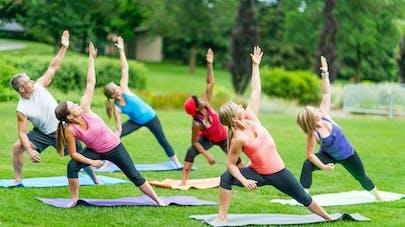 Le yoga peut soulager les douleurs de l'arthrite