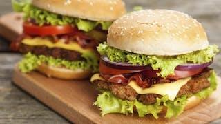 3 recettes de burger light