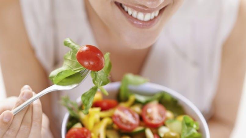 3 salades du bistrot light
